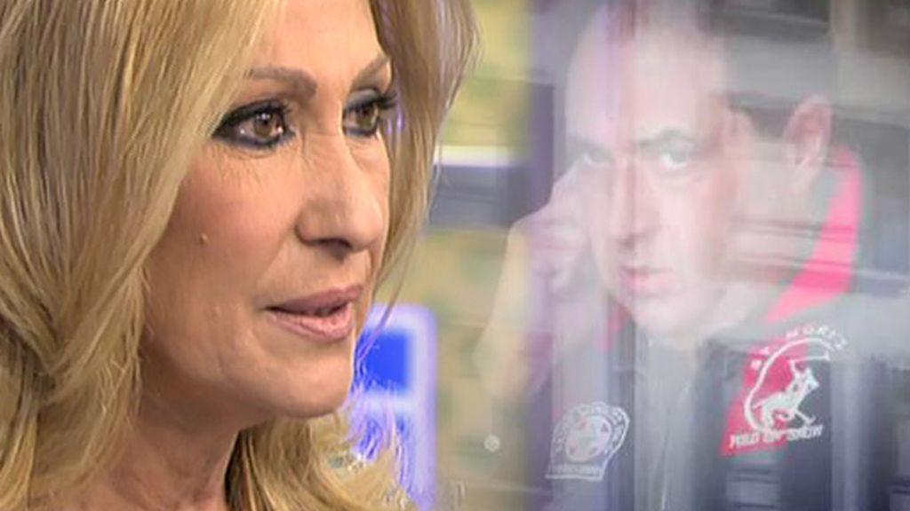 """José Antonio, nuevo amigo de Rosa Benito: """"Entre ella y yo no hay absolutamente nada"""""""