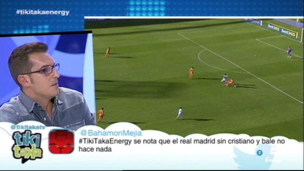 """Látigo Serrano: """"He visto a jugadores del Madrid que han salido a pasar el rato"""""""