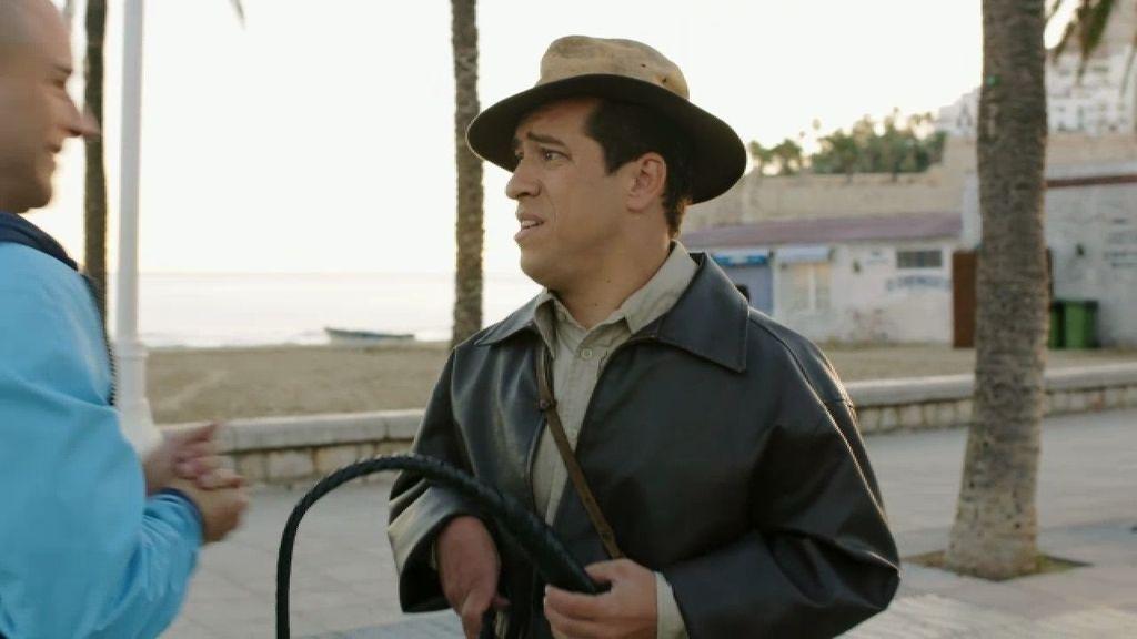 Vicente se convierte en el nuevo arqueólogo mientras Pepe intenta restaurar el mosaico
