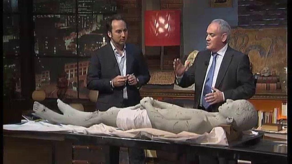 La autopsia a Jesús de Nazaret