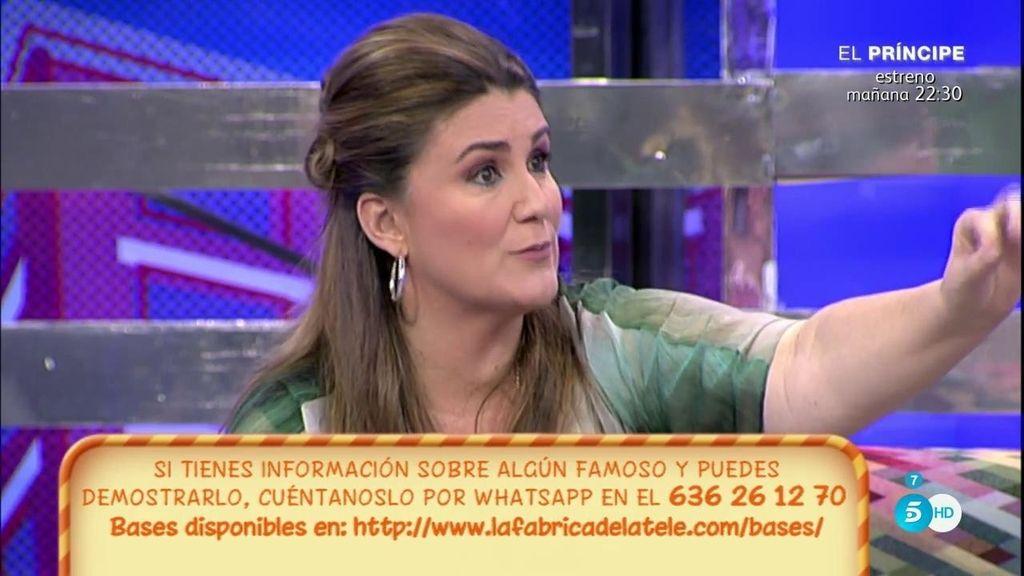 """Carlota Corredera: """"La representante de Alejandro Nieto asegura que está soltero"""""""