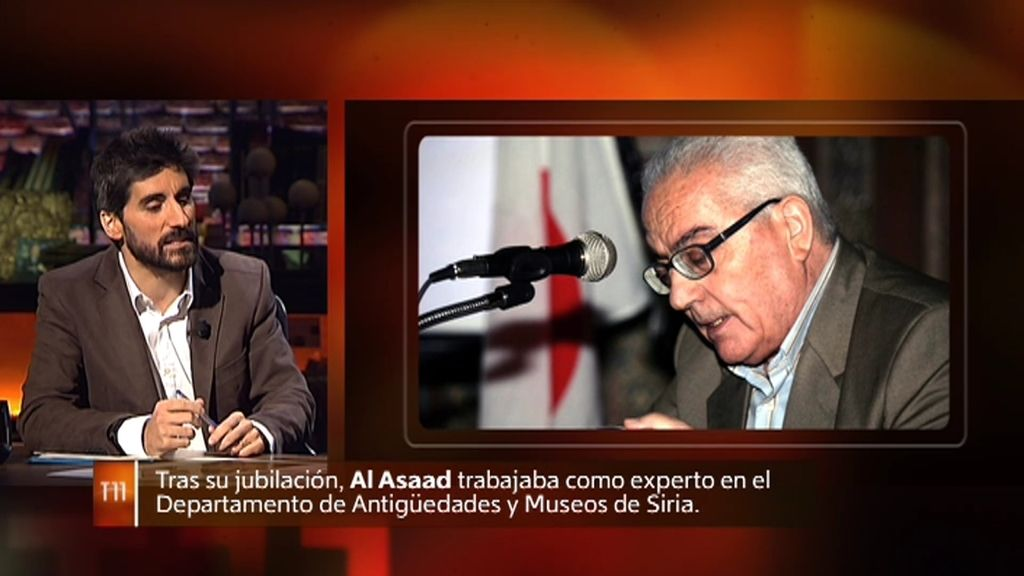 La historia de Khaled Al Assad, el guardián de Palmira decapitado por el Estado Islámico