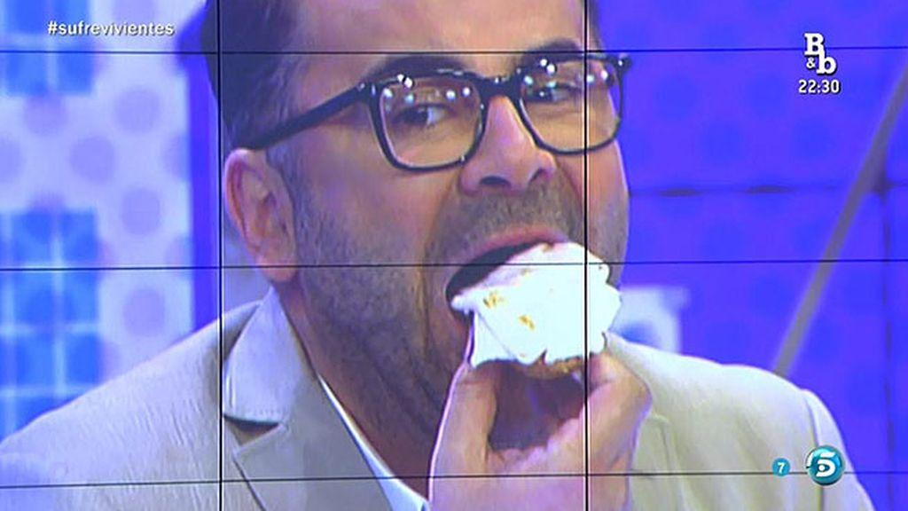 ¡Pillado!: Las meriendas de J.J. Vázquez
