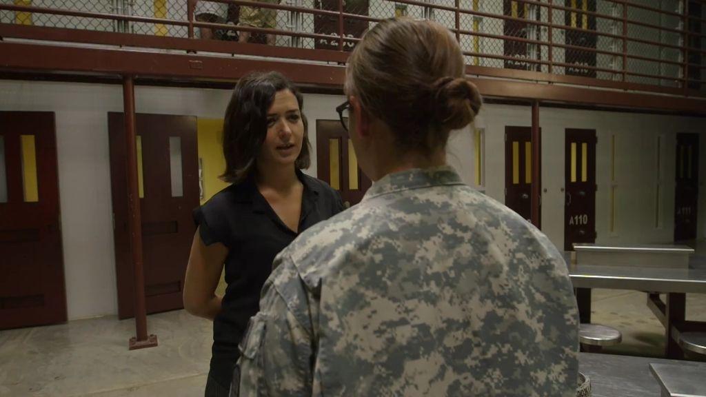 ¿Qué hay en el campo 7 de Guantánamo?