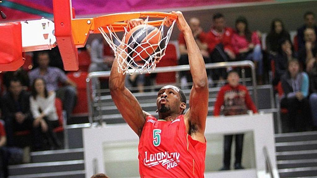 Derrick Brown, MVP de la 12ª jornada del Top-16 de la Euroliga