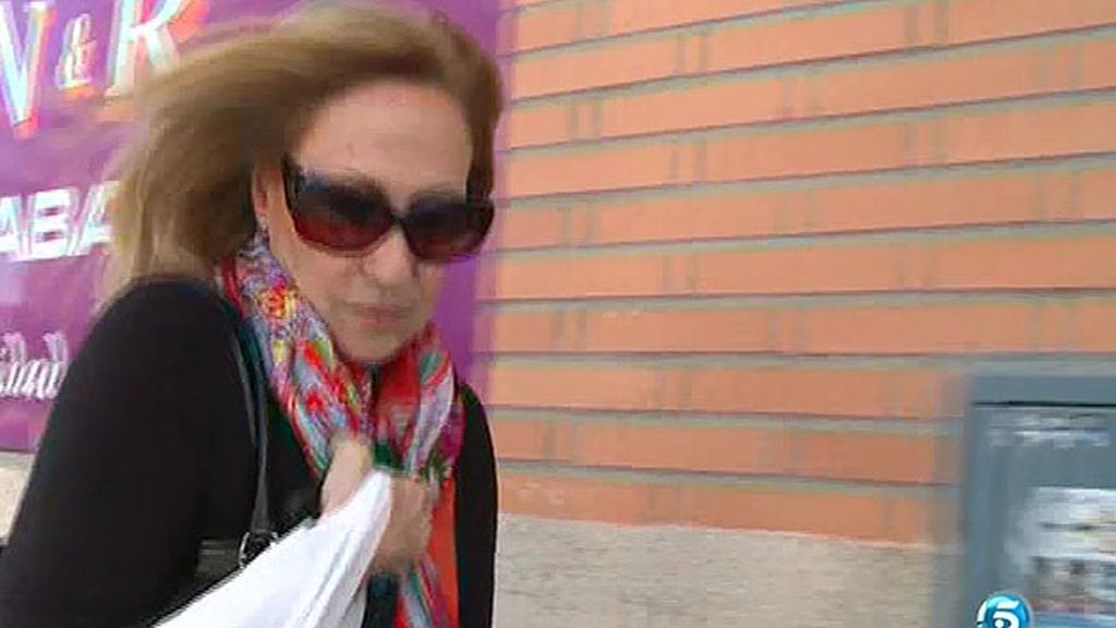 Rosa Benito, preparada para su regreso a 'Sálvame Deluxe'
