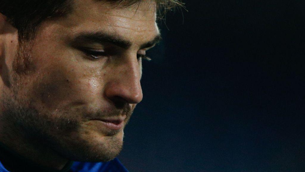 """Resines: """"Casillas tiene que jugar siempre"""""""