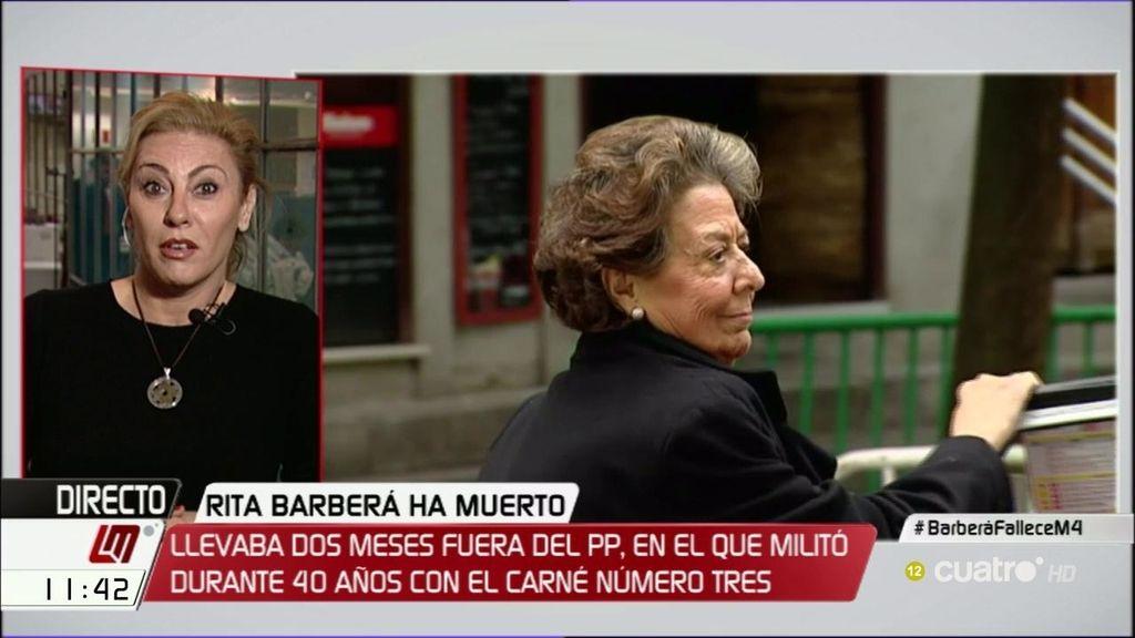 """Carolina España, diputada del PP: """"Lamentamos la falta de respeto de UP"""""""