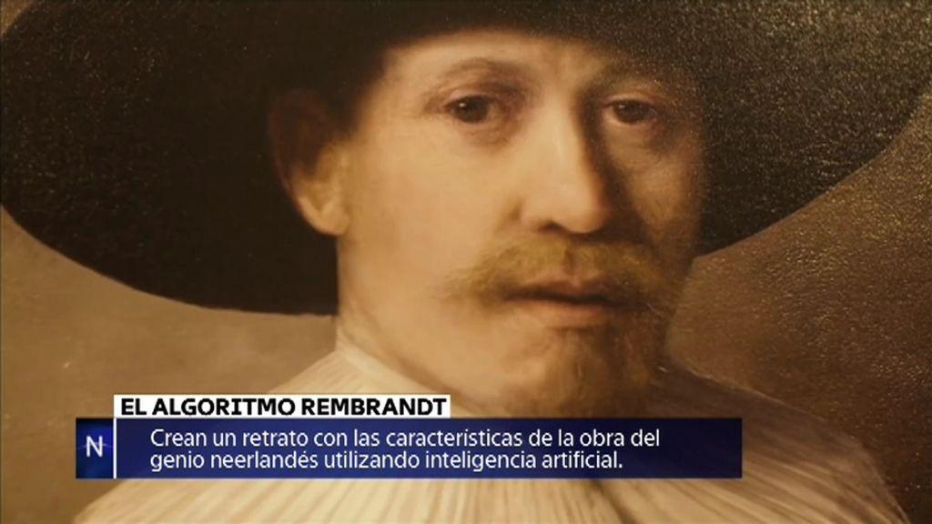 Rembrandt con inteligencia artificial, una momia Turkik o la iguana Godzilla…