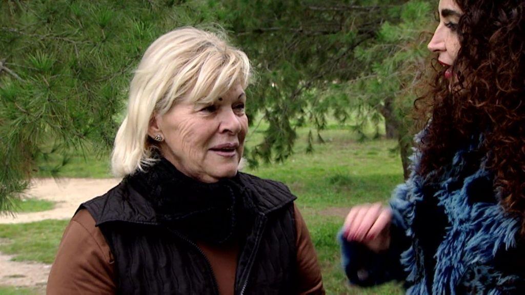 """Pilar, a Cristina: """"Me he sentido culpable cuando me has elegido"""""""