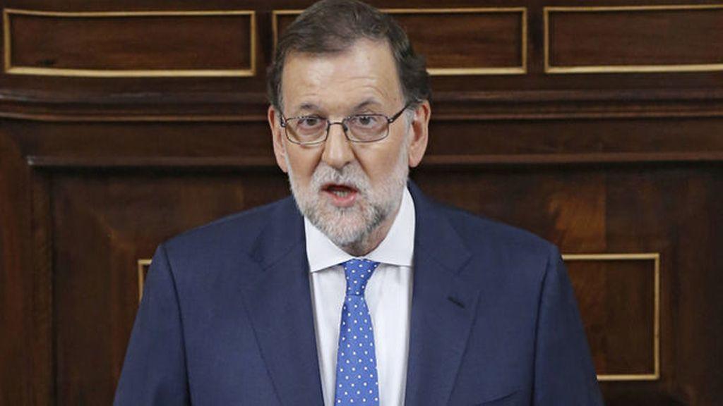"""Rajoy: """"Propondré la convocatoria del Pacto de Toledo para fortalecer las pensiones"""""""