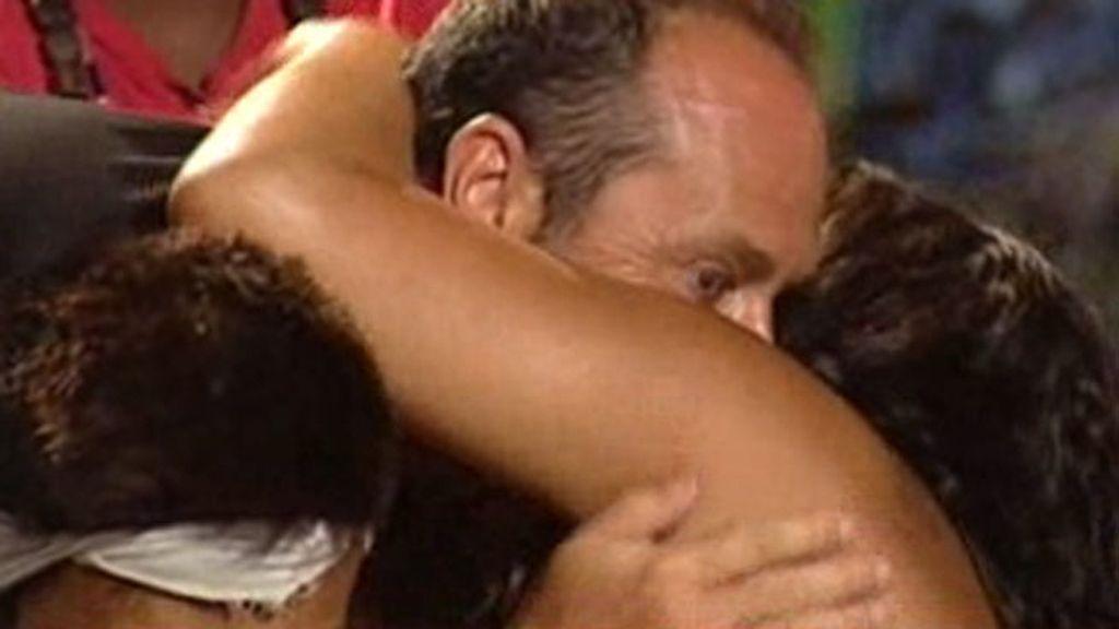 """Nacho Montes: """"Cuando me vaya de aquí, Katia va a ser mi amiga para siempre"""""""