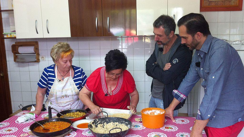 La receta del Bar Villanueva: Empanada de zamburiñas