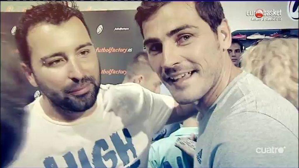 La nueva vida de Casillas en Oporto: feliz, sin agobios, liberado y con sonrisa perpetua