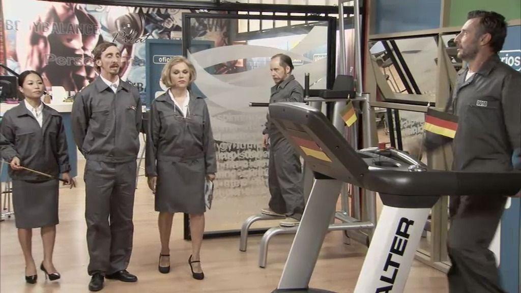 Tony vende el gimnasio a una cadena de fitness alemana