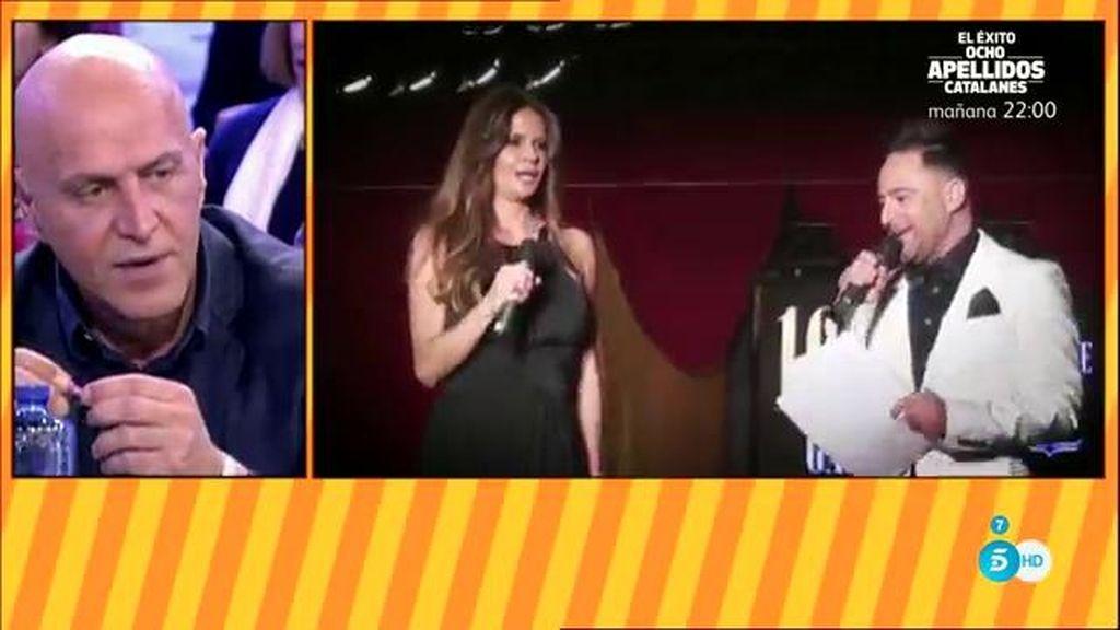 Makoke pide apoyo para Javier Tudela en la gala Drag Queen de Benalmádena