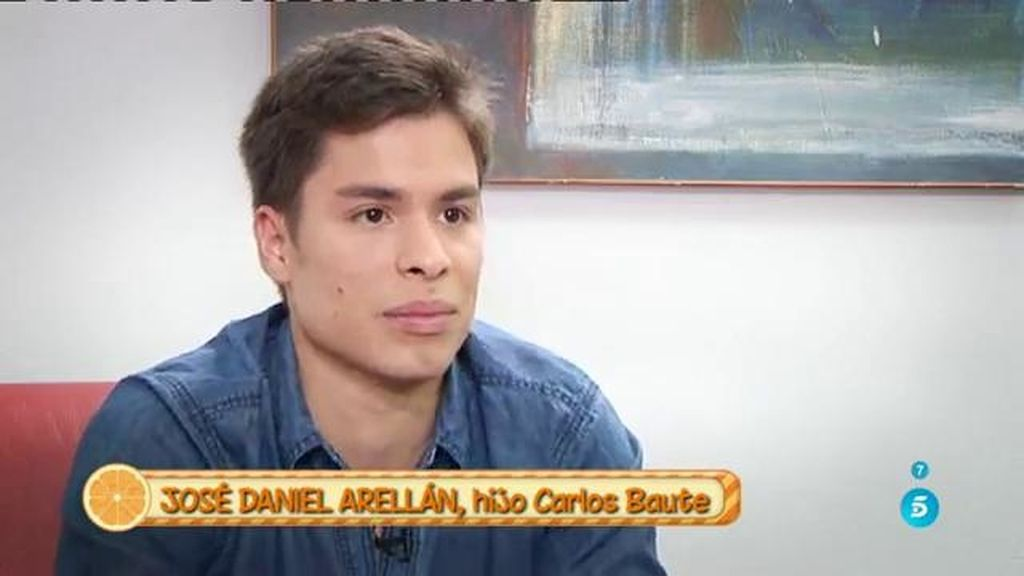 José Daniel, que asegura ser hijo de Carlos Baute, le reclama 90.000 euros en concepto de daños morales
