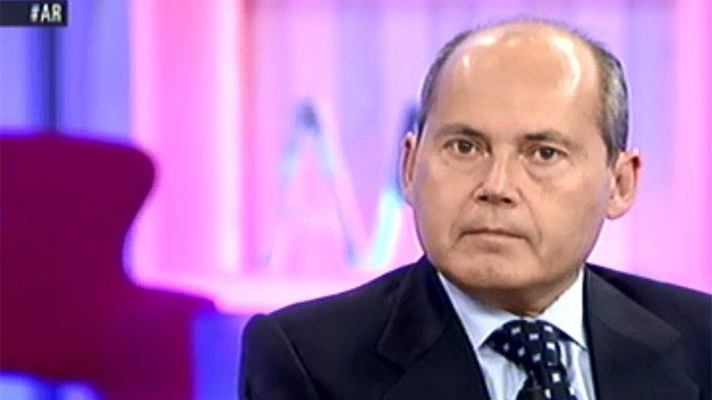 """Luis Romero, abogado de la familia Parra: """"No guardan rencor"""""""