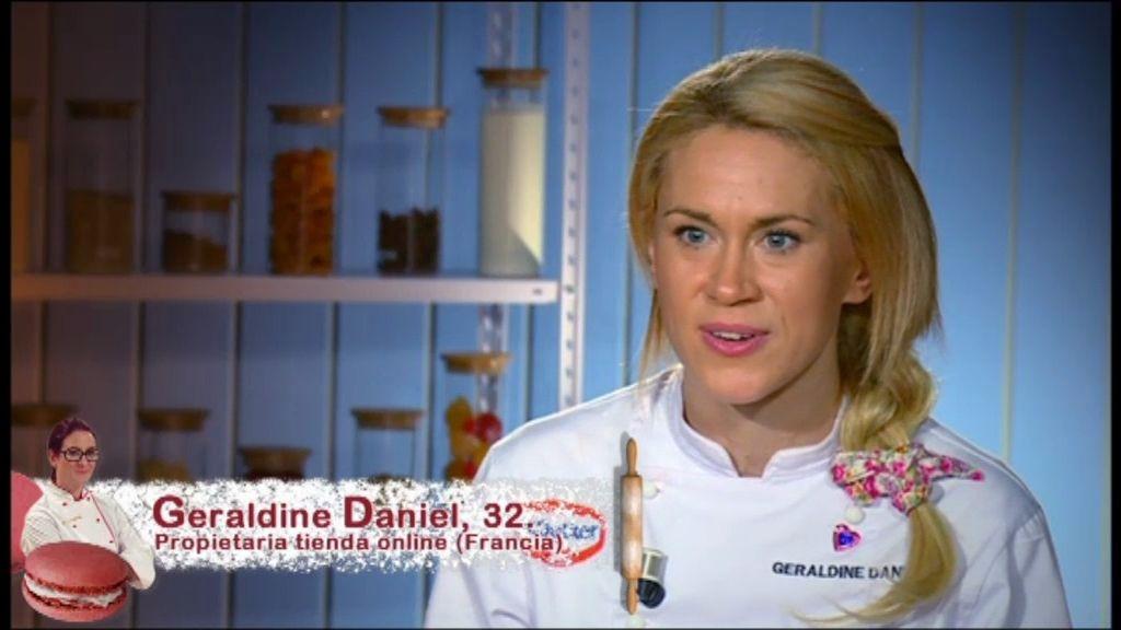 """Geraldine, la amiga de los reposteros: """"Trabajar sola me ha parecido aburrido"""""""