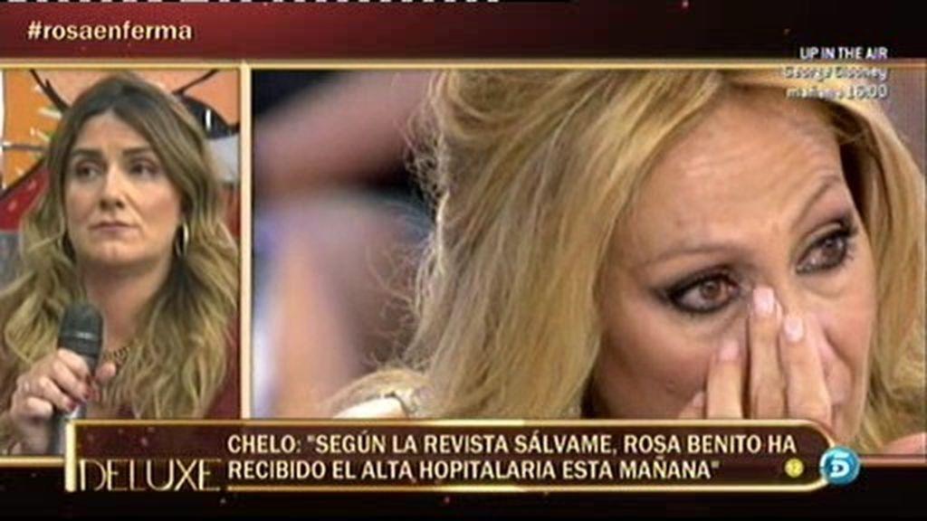 """Carlota Corredera: """"No entiendo nada. Estoy perpleja de porque nadie nos diga nada"""""""