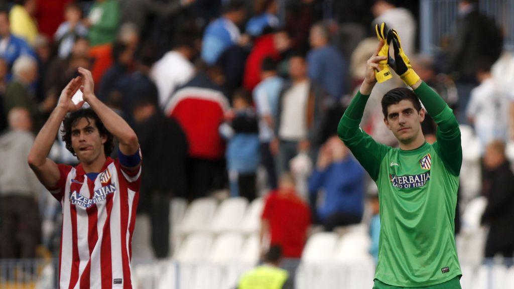 """Enrique Cerezo: """"Ojalá Courtois se quede en el Atlético pero no es un tema fácil"""""""