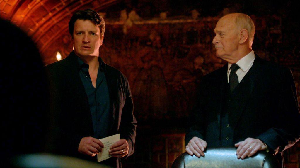 Castle ocupará la plaza de un detective asesinado en una legendaria organización