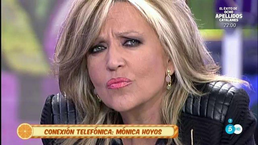 """Mónica Hoyos, a Lydia Lozano: """"No digas mentiras, tú no has sido amiga nuestra"""""""