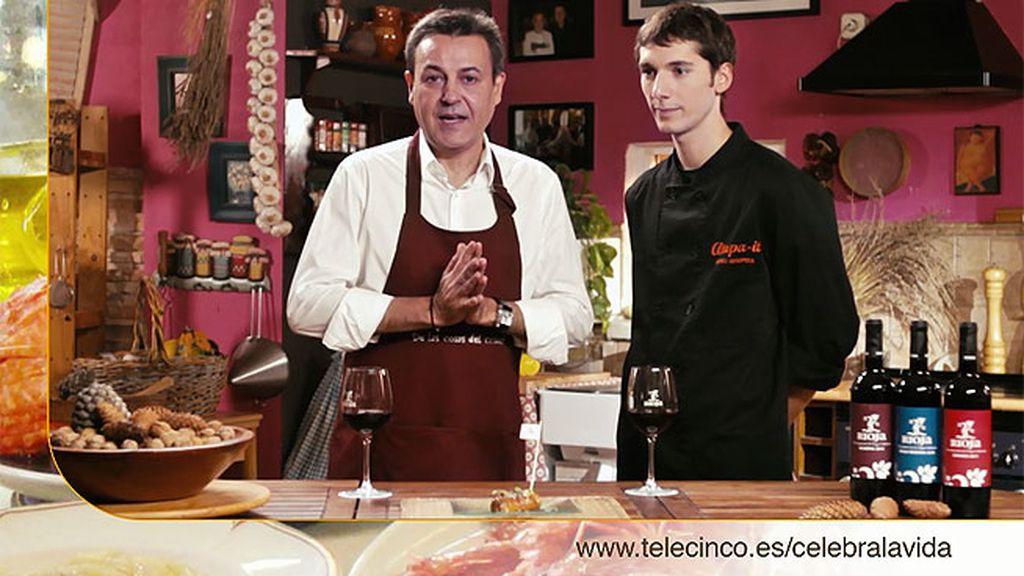 'Atapa It' nos presenta la tapa ganadora de Barcelona en el concurso 'Celebra la Vida'