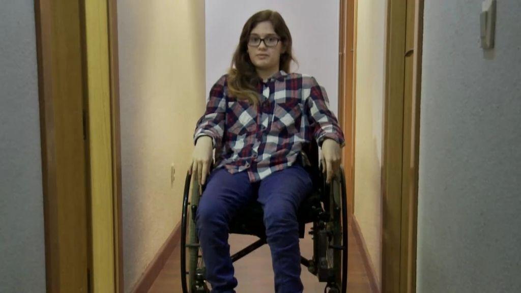De ganar competiciones deportivas, a quedarse en silla de ruedas por una vacuna