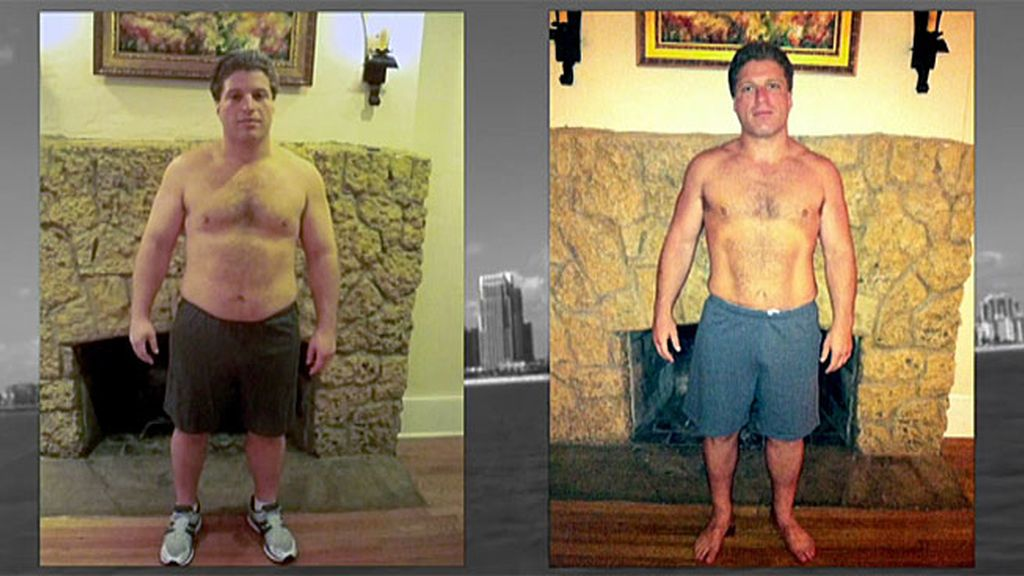 Joe pierde 15 kilos y recupera la talla 42