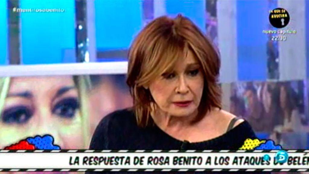 """""""Parte de los cotilleos de Rocío Jurado y Ortega Cano me los ha contado Rosa"""""""