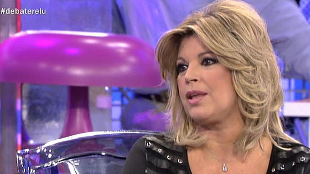 """Terelu: """"Quien más me defraudó fue Mila"""""""