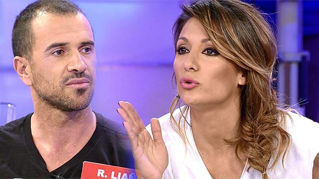 "Roberto Liaño: ""Yo nunca he rentabilizado mi ruptura matrimonial"""