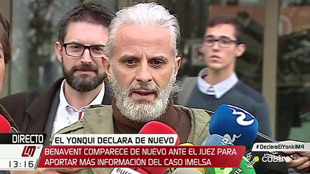 """'El yonki del dinero': """"El PP miente más que habla, se lo tienen que mirar"""""""