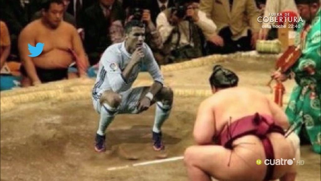 La nueva 'posturita' de Cristiano Ronaldo ya protagoniza todos estos memes