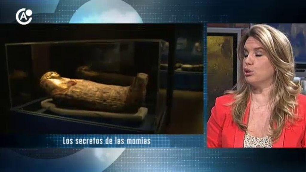 Los secretos de las momias