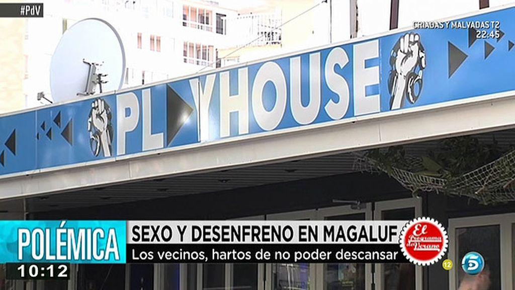 El Ayuntamiento de Calviá cierra durante un año el local que daba copas por felaciones