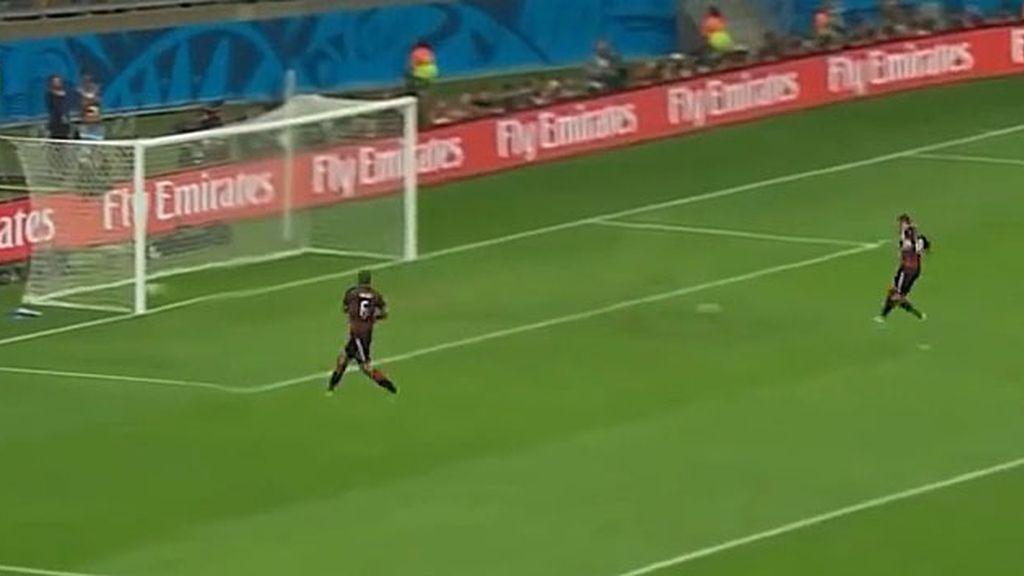 Un vídeo borra a Brasil en la goleada de Alemania en las semifinales del Mundial