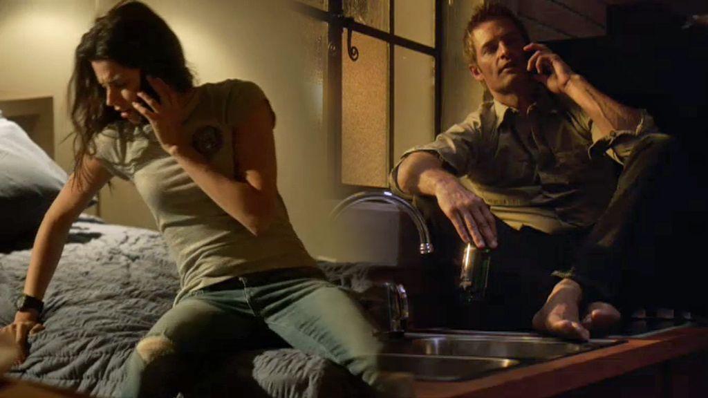 Confesiones a medianoche entre Gabriel y Riley