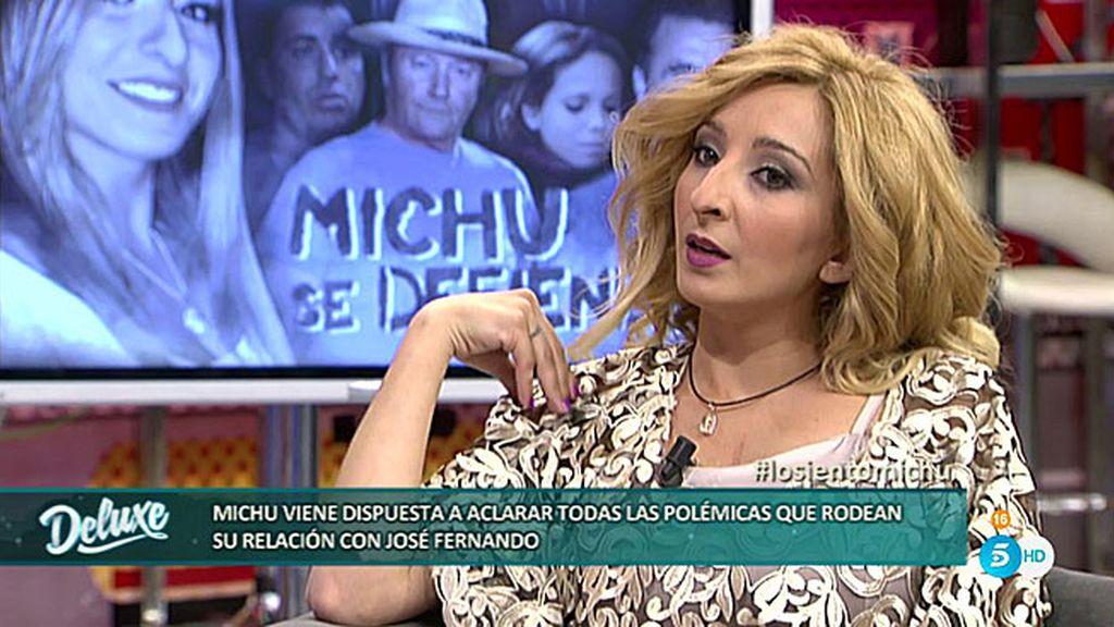 """Michu: """"He dejado a José Fernando para que haga de una vez lo que debe hacer"""""""