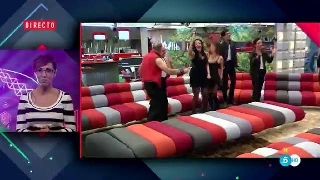 Los concursantes interpretan 'Roxanne' y ¡consiguen superar la prueba semanal!