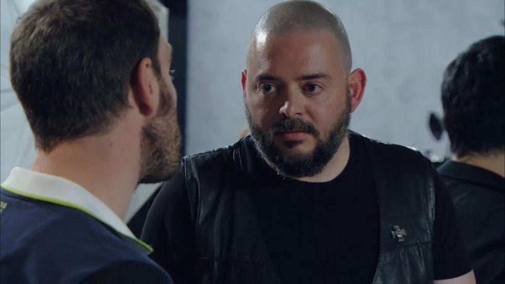 Juan entrevista a 'los Cobras', una banda de motoristas muy peligrosa