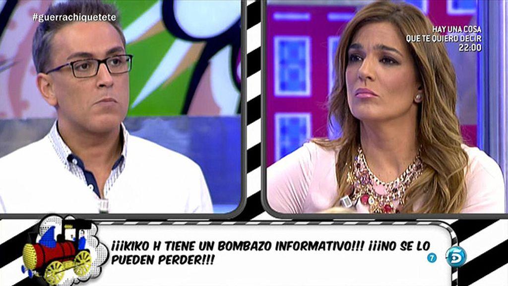 Chiquetete ha pedido una modificación de medidas con su hijo Manuel