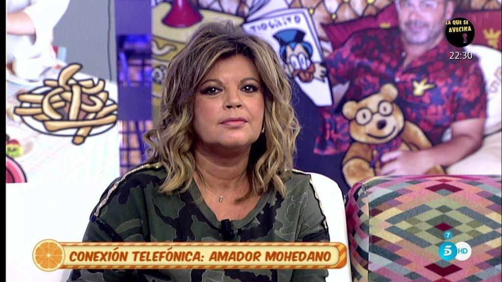 """A. Mohedano: """"Rocío Carrasco tiene la culpa de apartar a su sangre sin razón y, por intereses, pegarse a la familia Campos"""""""
