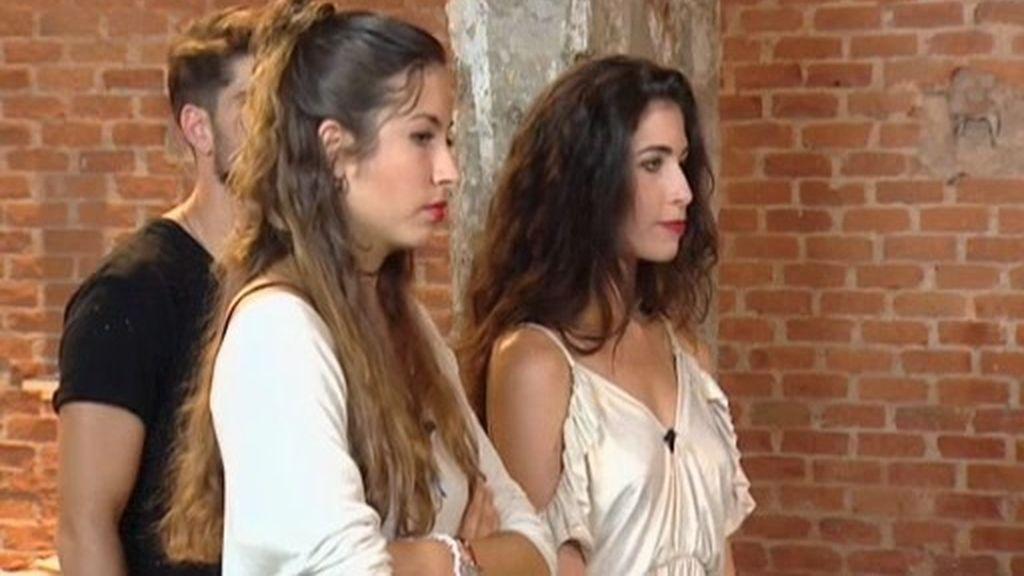 Los compañeros salvan a Alicia y Patricia se queda fuera de 'Quiero ser'