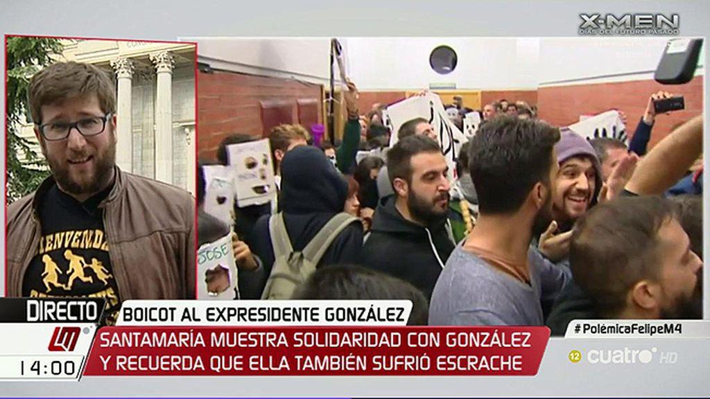 """Miguel Urbán, Podemos: """"El escrache es una forma legítima de hacer política"""""""
