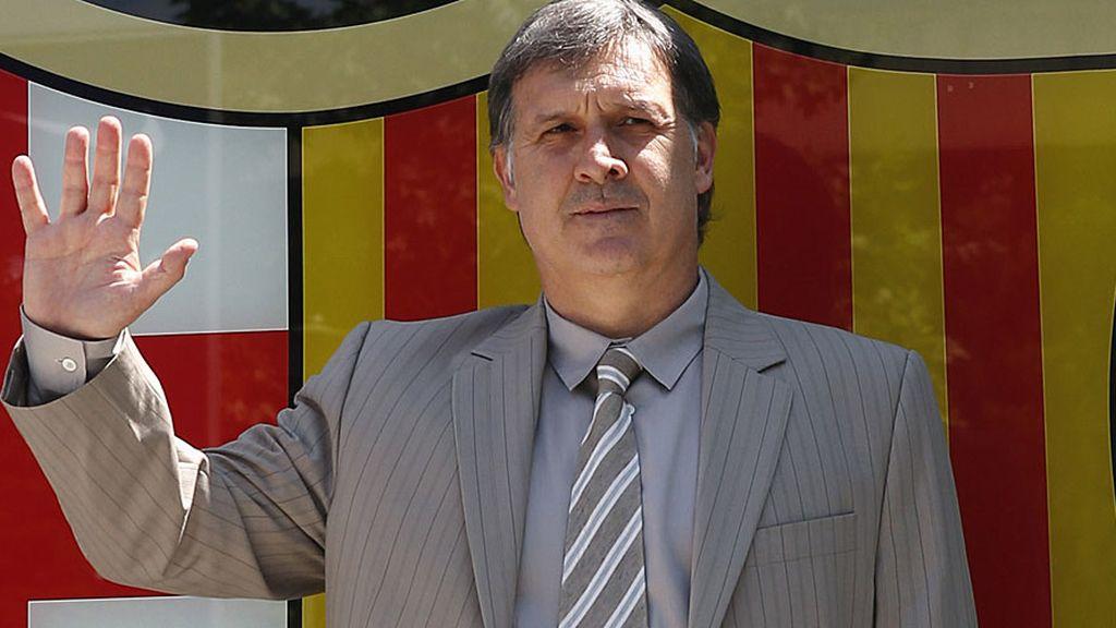 """Pedro Pablo San Martín: """"El Tata mañana no debería ser entrenador del Barça"""""""