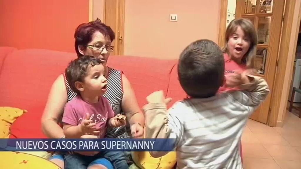 Llega 'Supernanny' con el caso de unos abuelos desbordados por sus nietos