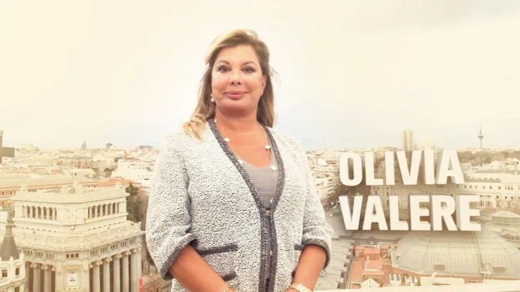 """Olivia Valere: """"He venido aquí para vivir una aventura maravillosa"""""""