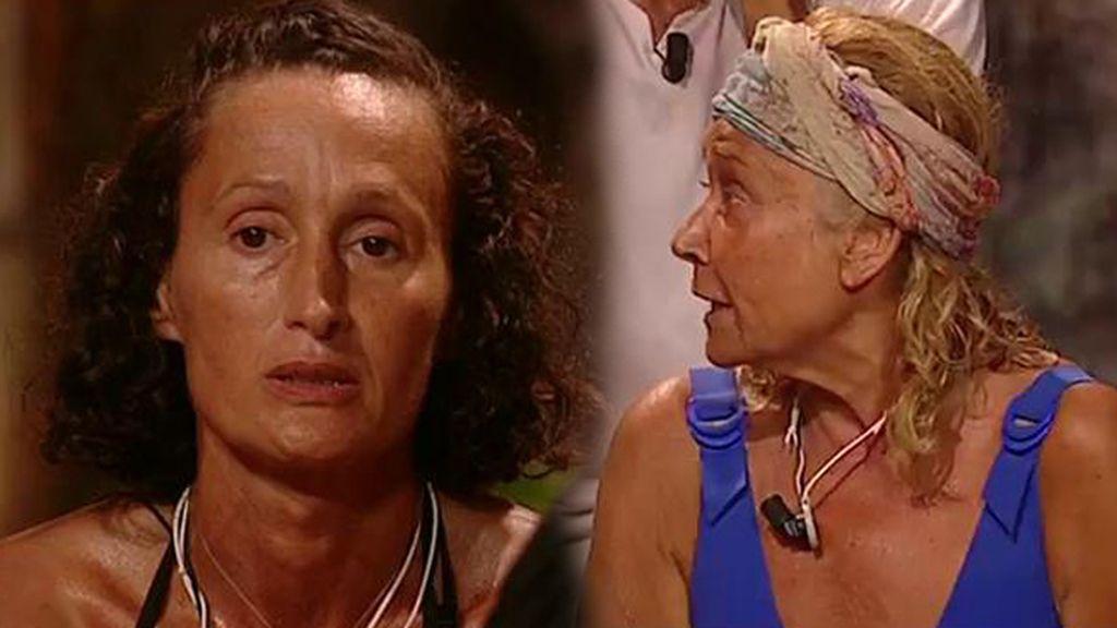 "Mila Ximénez, a Dulce: ""Eres una 'metemierda', bocazas y traidora"""